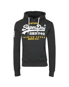 Superdry Mens Black Premium Goods Duo Hood