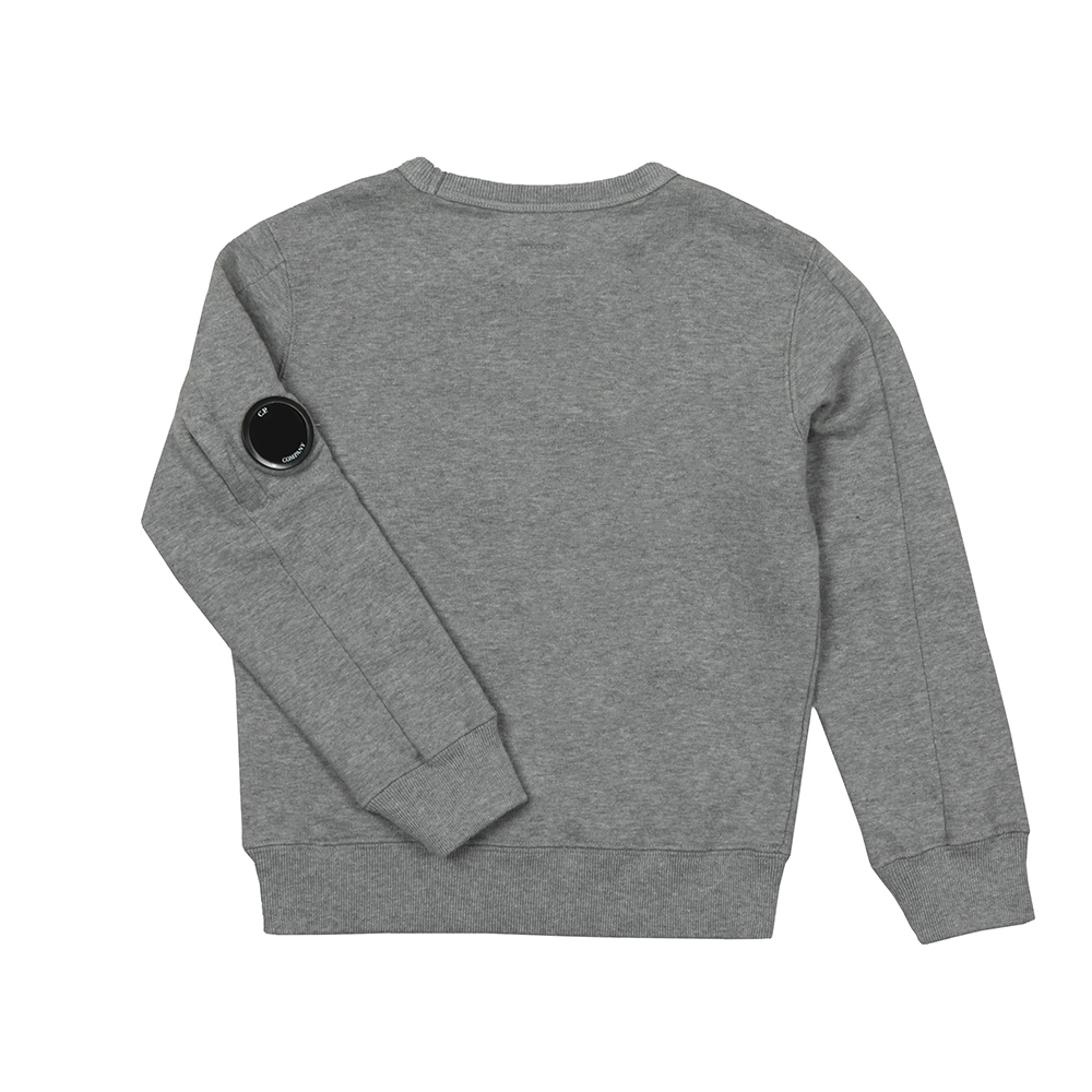Logo Viewfinder Sleeve Fleece Sweatshirt main image