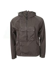 C.P. Company Mens Grey Chrome Re Colour Goggle Jacket