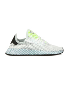 adidas Originals Womens Blue Deerupt Runner