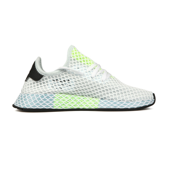 adidas Originals Womens Blue Deerupt Runner main image