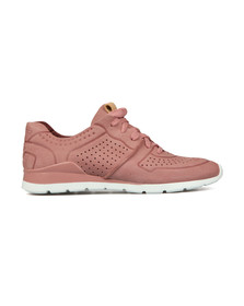 Ugg Womens Pink Tye Trainer