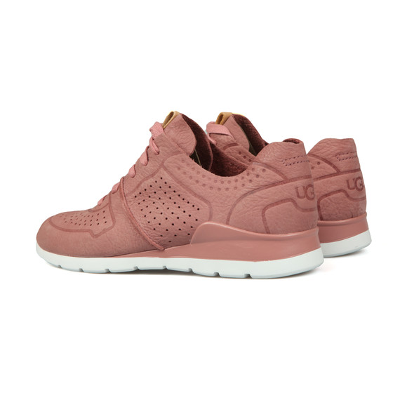 Ugg Womens Pink Tye Trainer main image