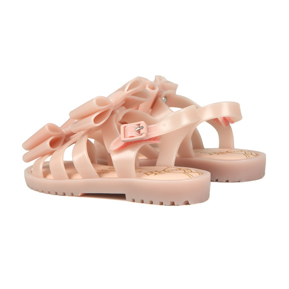 Melissa Girls Pink VW Mini Flox 21 Sandal main image
