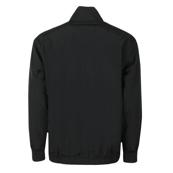 Champion Reverse Weave Mens Black Half Zip Jacket main image