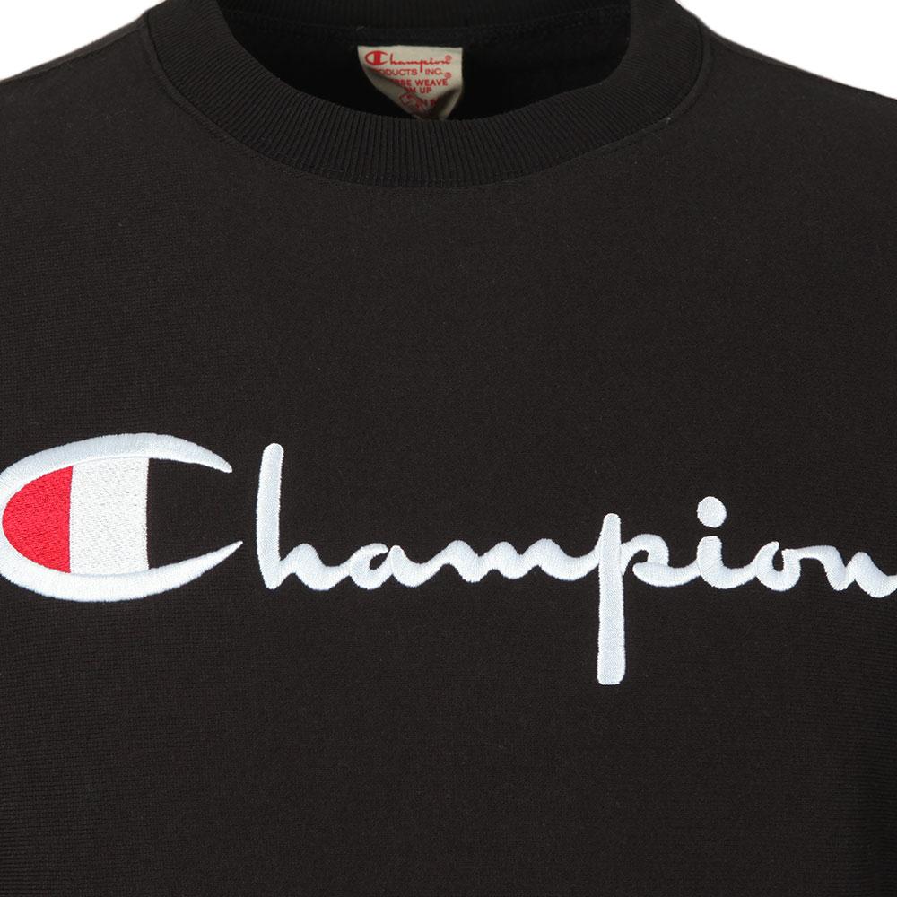Script Logo Sweatshirt main image