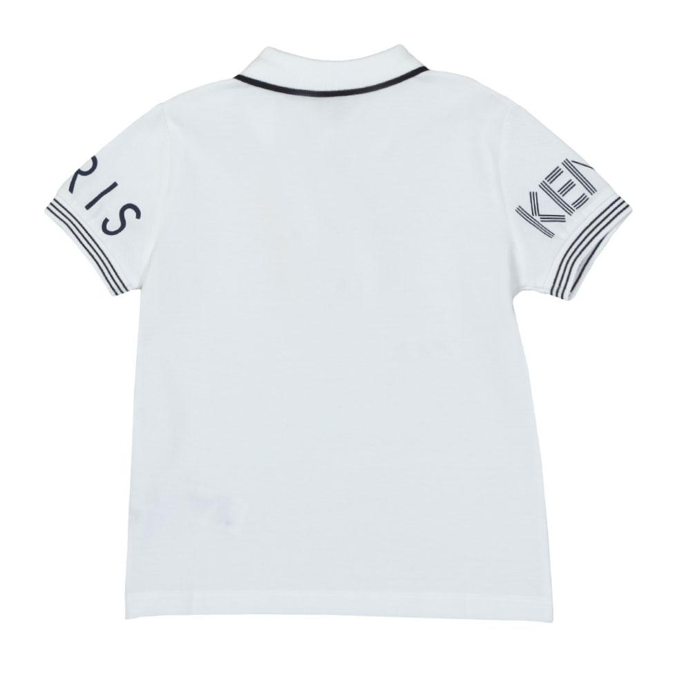 Sleeve Logo Polo Shirt main image