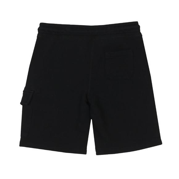 C.P. Company Undersixteen Boys Blue Viewfinder Pocket Jersey Shorts main image