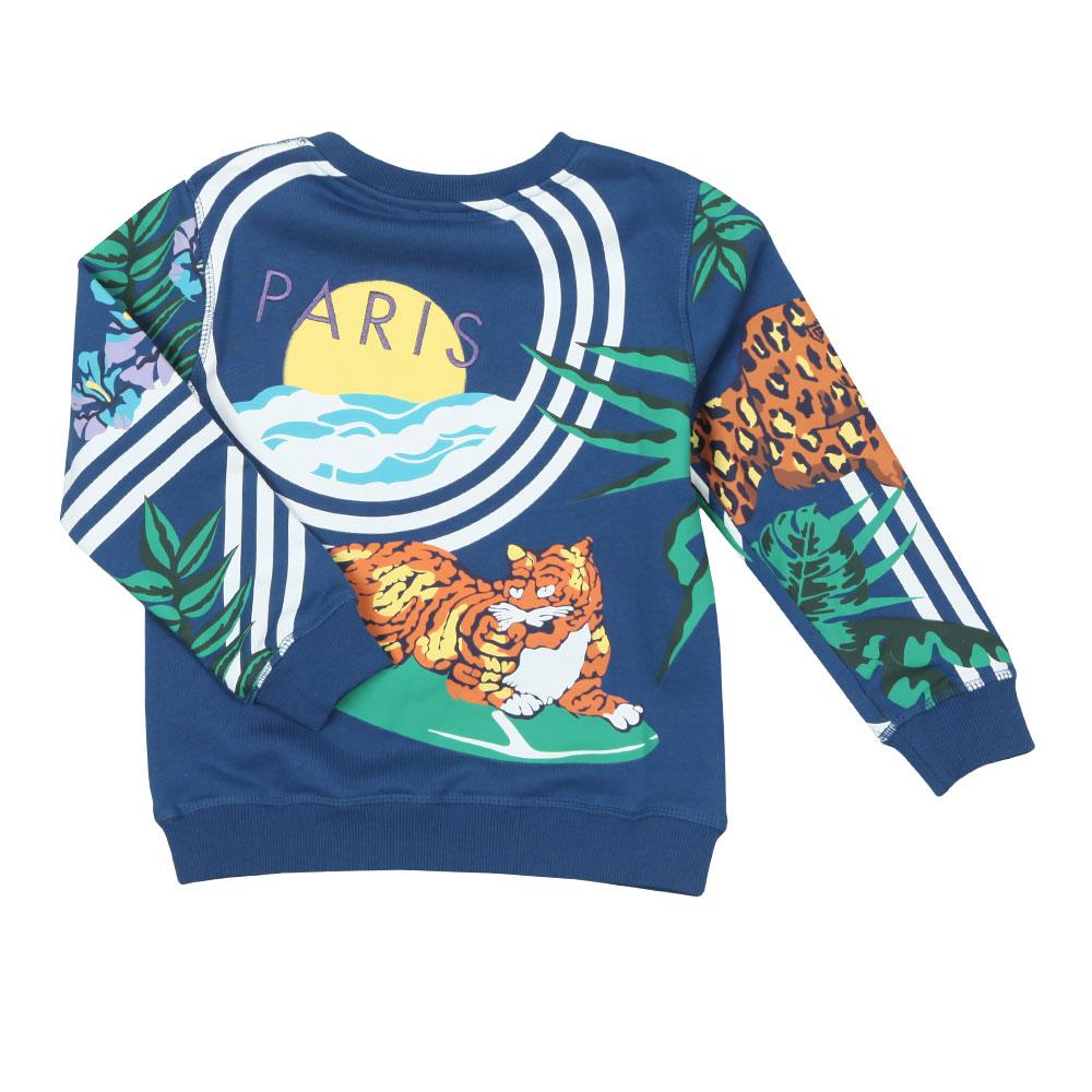 d499edde Kenzo Kids Ferdy Hawai Kenzo Sweatshirt | Oxygen Clothing