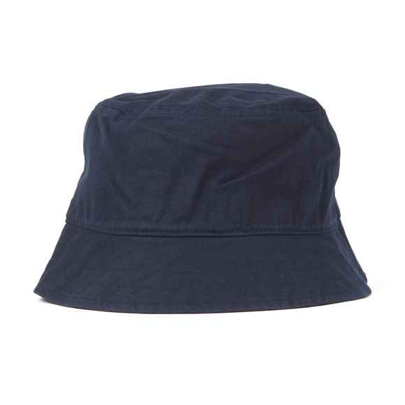 Lyle and Scott Mens Blue Cotton Twill Bucket Hat main image