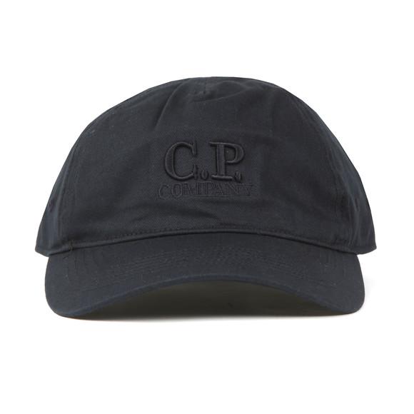 C.P. Company Undersixteen Boys Blue Goggle Cap main image