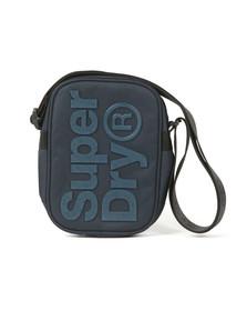 Superdry Mens Blue B Boy Festival Bag