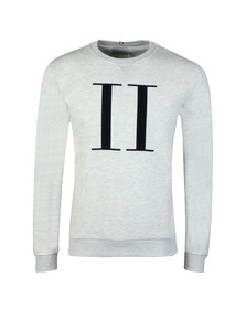 Les Deux Mens Grey Encore Light Sweatshirt