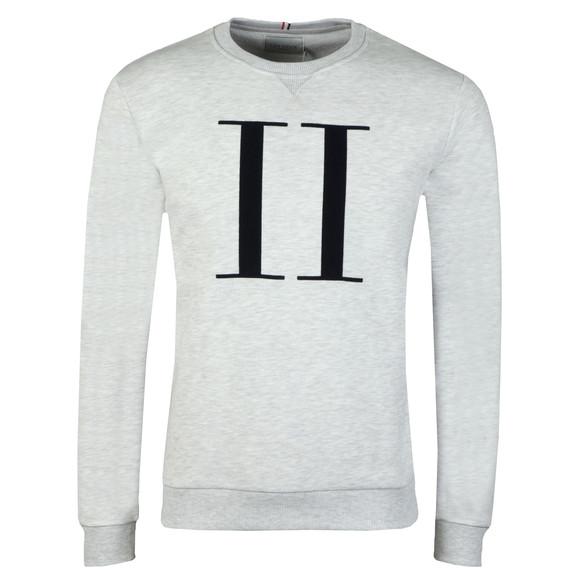 Les Deux Mens Grey Encore Light Sweatshirt main image