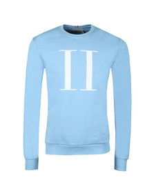 Les Deux Mens Blue Encore Light Sweatshirt