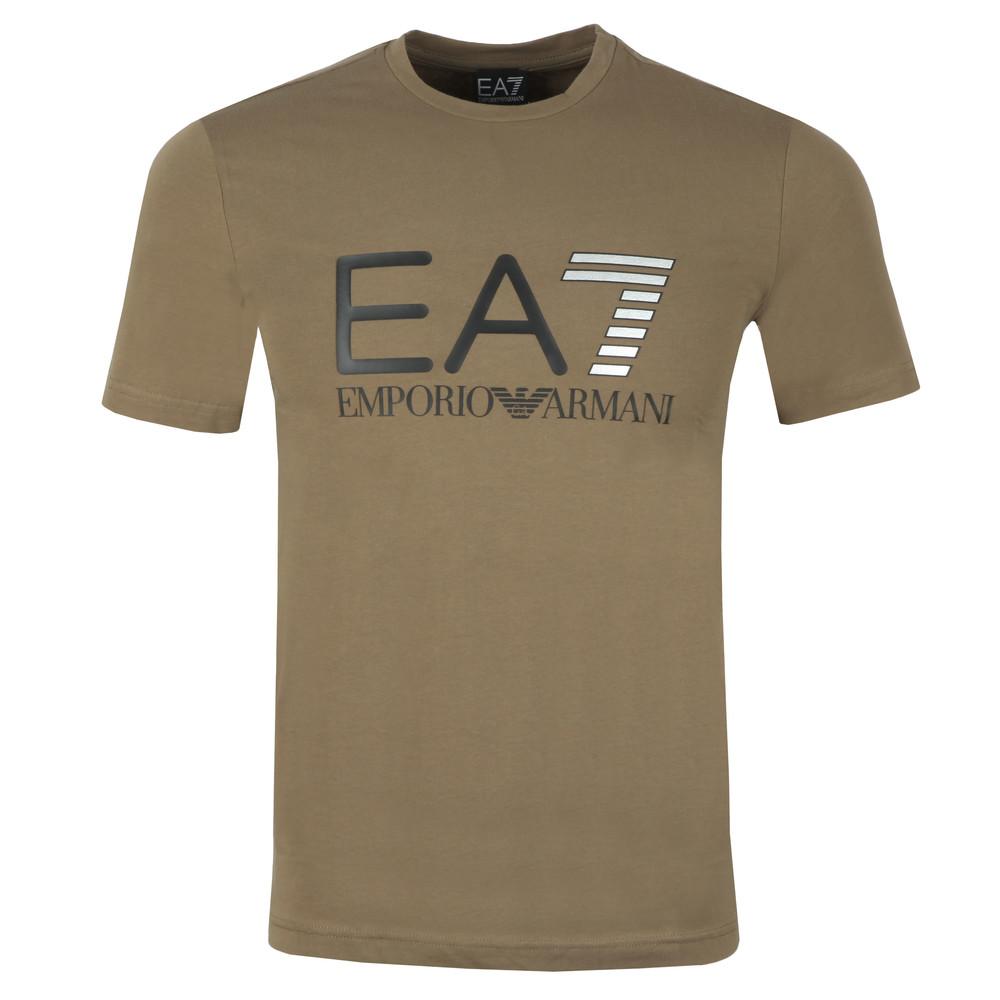 Large Logo Crew T Shirt main image