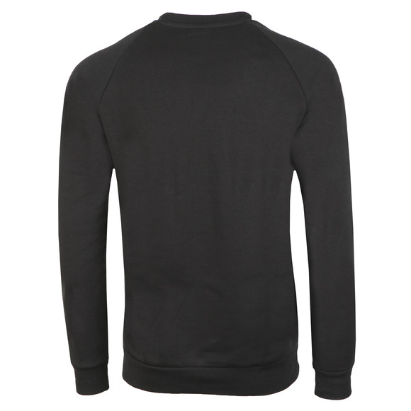 adidas Originals Mens Black 3 Stripes Sweat main image