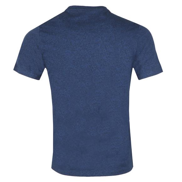 Farah Mens Blue Denny Crew T-Shirt main image