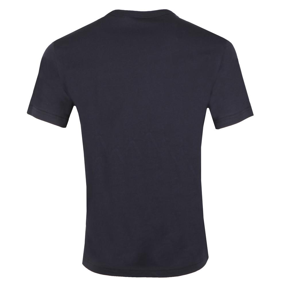 Reverse Weave Small Script Logo T Shirt main image