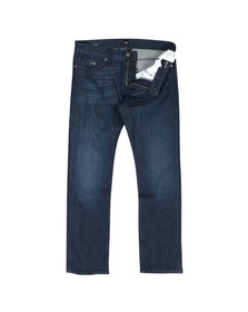 BOSS Mens Blue Athleisure Delaware Jean