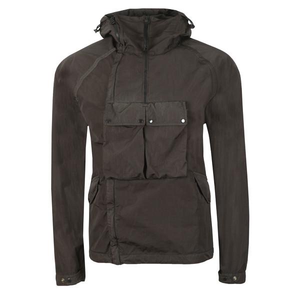 C.P. Company Mens Grey Chrome Re Colour Goggle Jacket main image