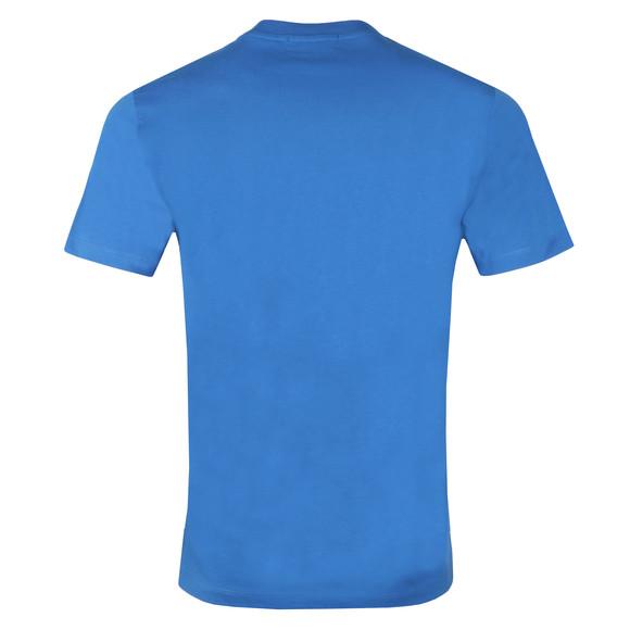 Maison Labiche Mens Blue Bad Boy Heavy T Shirt main image