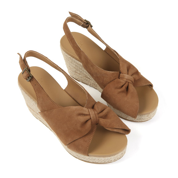 Ugg Womens Brown Camilla Sandal main image