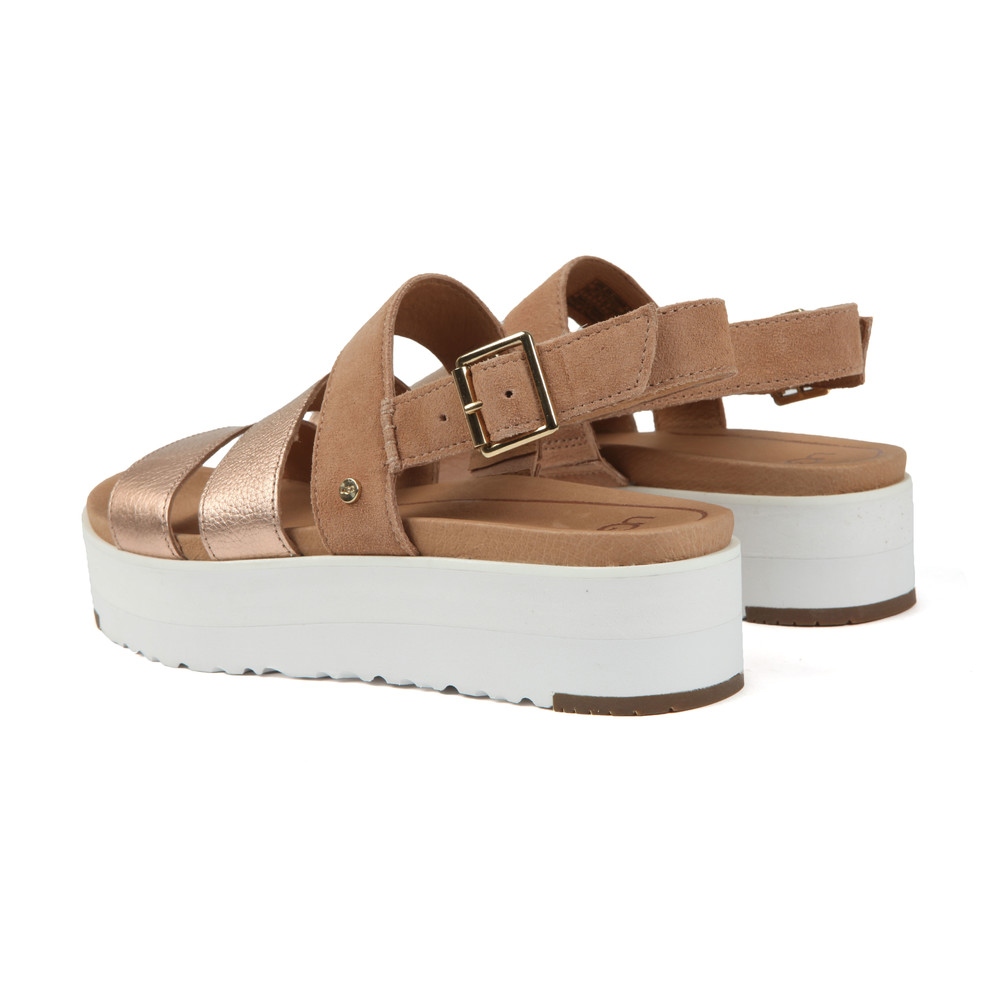 Braelynn Metallic Sandal main image