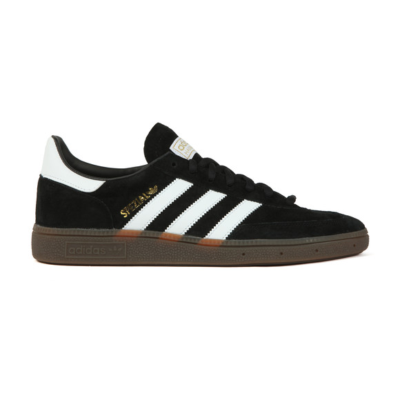 adidas Originals Mens Black Handball Spezial Trainers