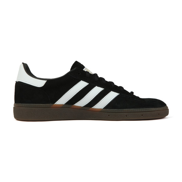 adidas Originals Mens Black Handball Spezial Trainers main image