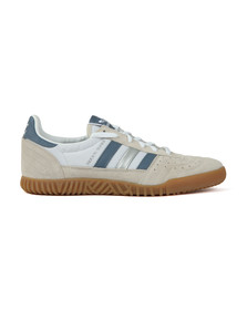 adidas Originals Mens White Indoor Super Trainer