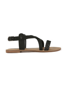 Superdry Womens Black Serenity Sandal