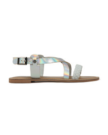 Superdry Womens Purple Serenity Sandal
