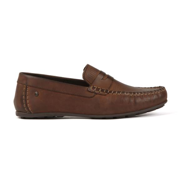 Base London Mens Brown Attwood Shoe main image