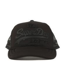 Superdry Mens Black Premium Goods Cap