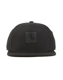 Carhartt WIP Mens Black Logo Cap