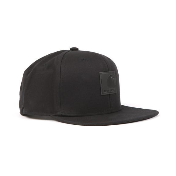 Carhartt Mens Black Logo Cap main image