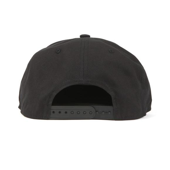 Carhartt WIP Mens Black Logo Cap main image