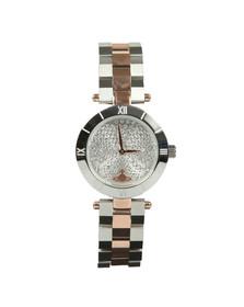 Vivienne Westwood Womens Silver Westbourn Orb Watch
