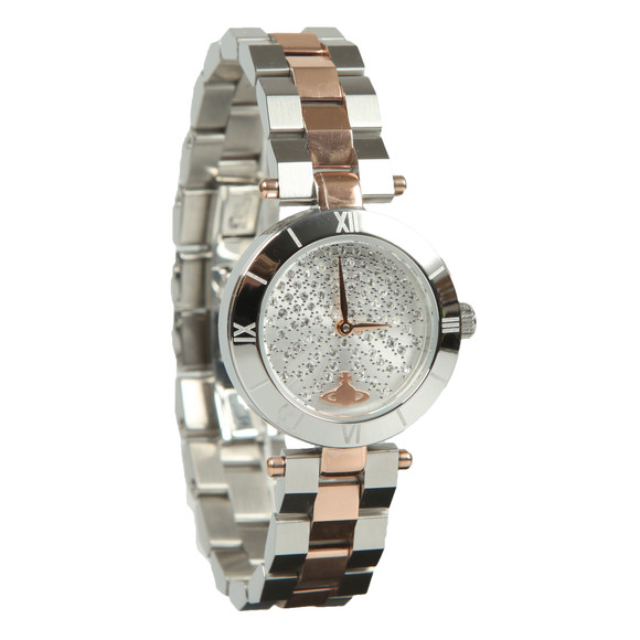 Vivienne Westwood Womens Silver Westbourn Orb Watch main image