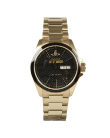 Vivienne Westwood Mens Gold Camden Lock Watch