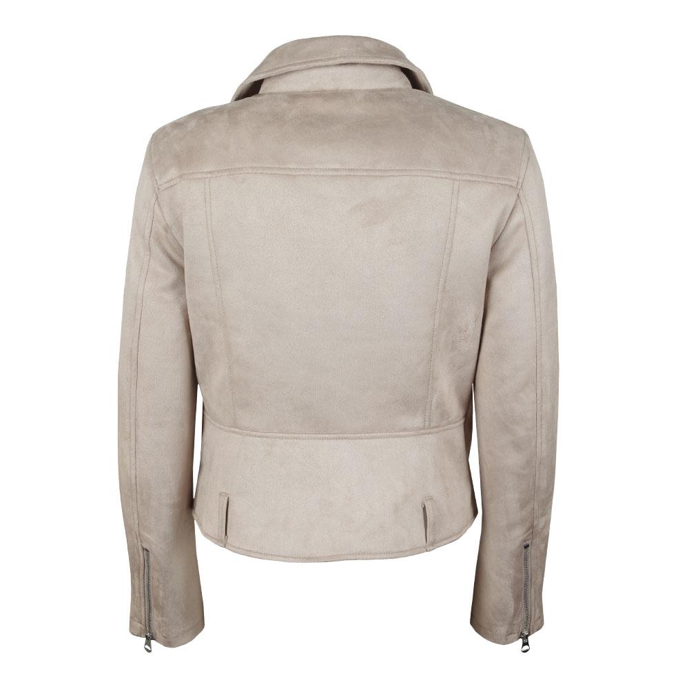 Aimee Suedette Biker Jacket main image