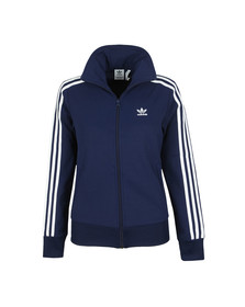 adidas Originals Womens Blue Track Top