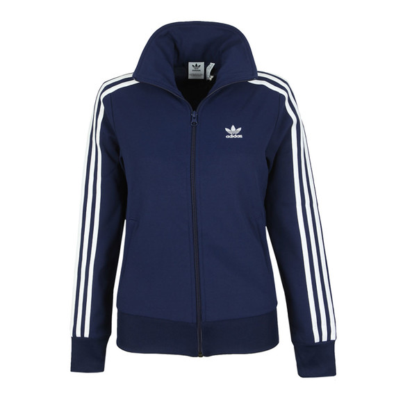 adidas Originals Womens Blue Track Top main image