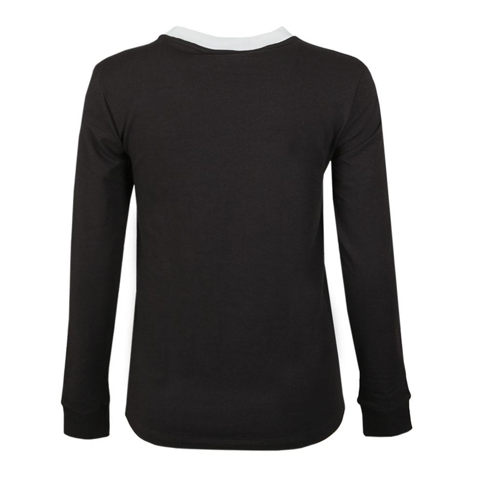 80437af8 adidas Originals 3 Stripes Long Sleeve T Shirt | Oxygen Clothing