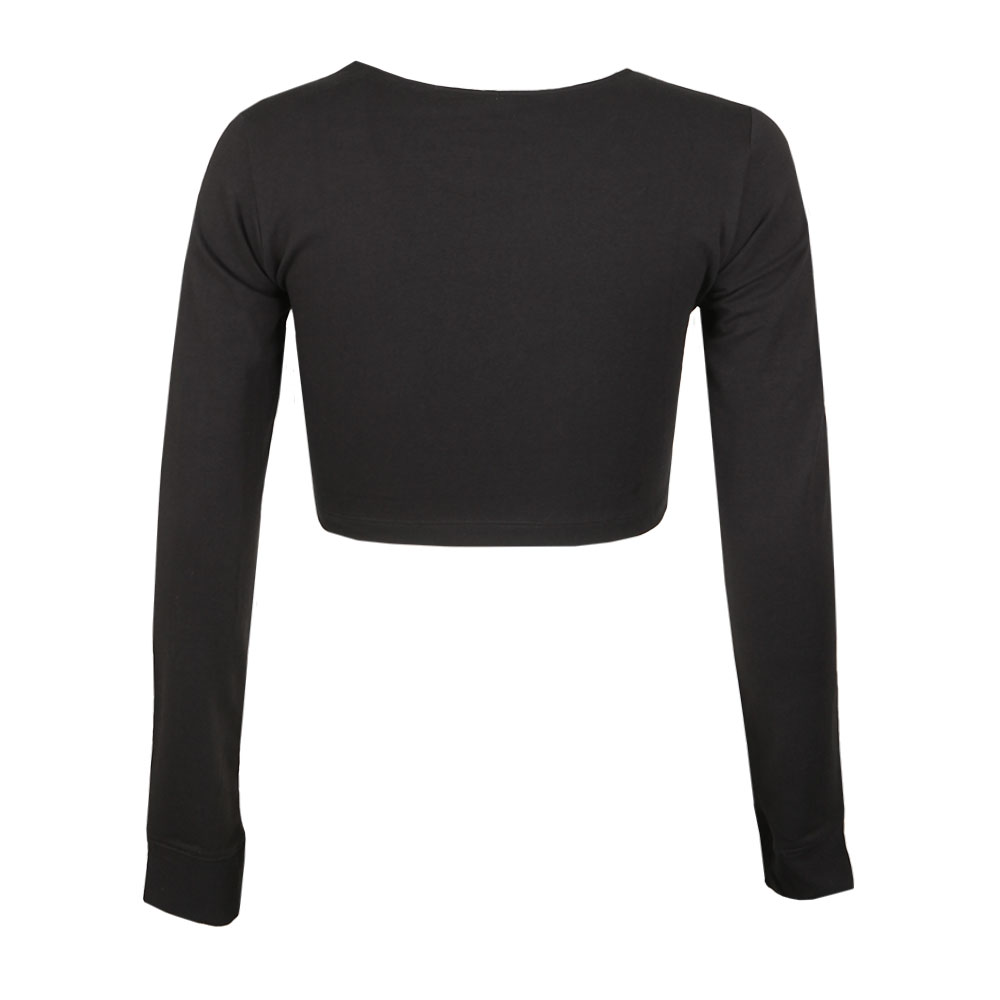 Cropped Long Sleeve T Shirt main image