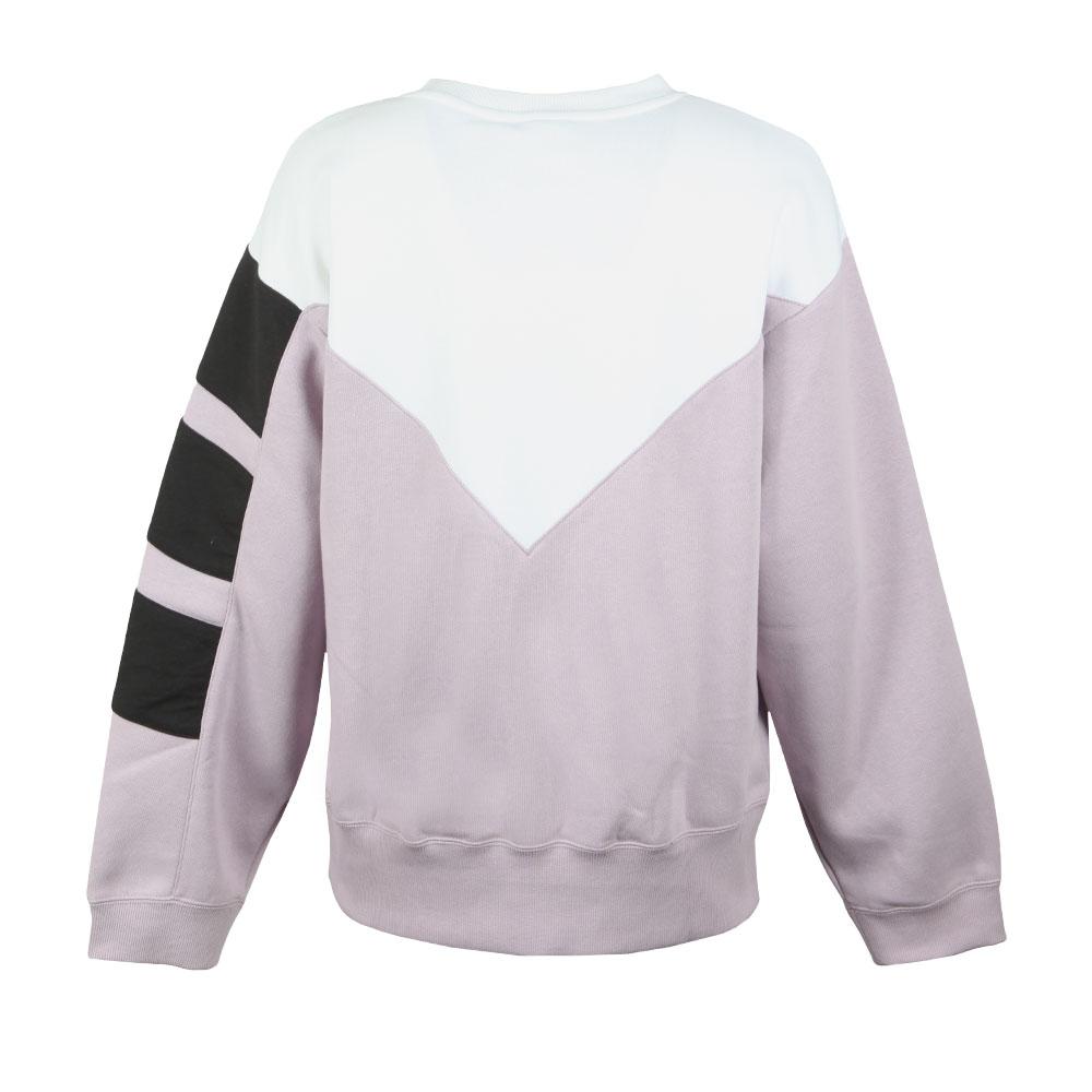 Stripe Sweatshirt main image