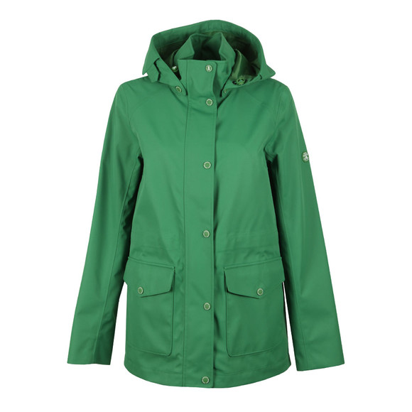Barbour Lifestyle Womens Blue Backshore Jacket