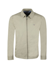 Gant Mens Beige The Windcheater Jacket