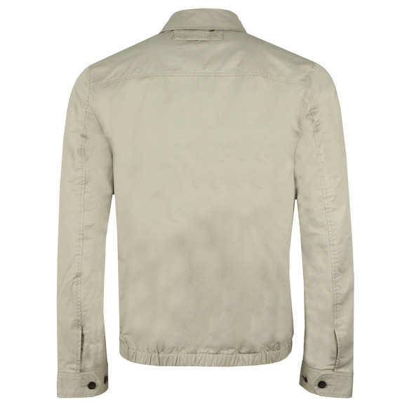 Gant Mens Beige The Windcheater Jacket main image